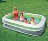 Надувной бассейн «Семейный». Бассейн Intex 56483 для детей и взрослых