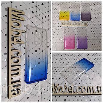 Чехол прозрачный Градиент для Nokia (Нокия) 5