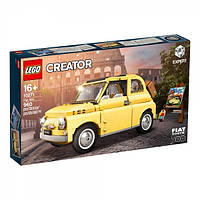 Конструктор LEGO Creator Fiat 500 102