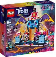 Конструктор LEGO Trolls Концерт у місті Рок-на-Вулкані 41254