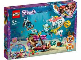 LEGO Конструктор Friends Спасение дельфинов 41378