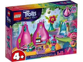 Конструктор LEGO Trolls Будиночок-бутон Трояндочки 41251