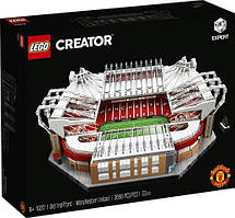 Конструктор LEGO Creator Стадіон Олд Траффорд Манчестер Юнайтед 10272