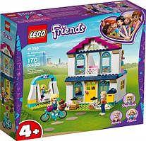 LEGO Конструктор Friends Дом Стефани 41398