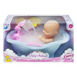 "Пупс ""Baby in Bath"" в ванной A263"