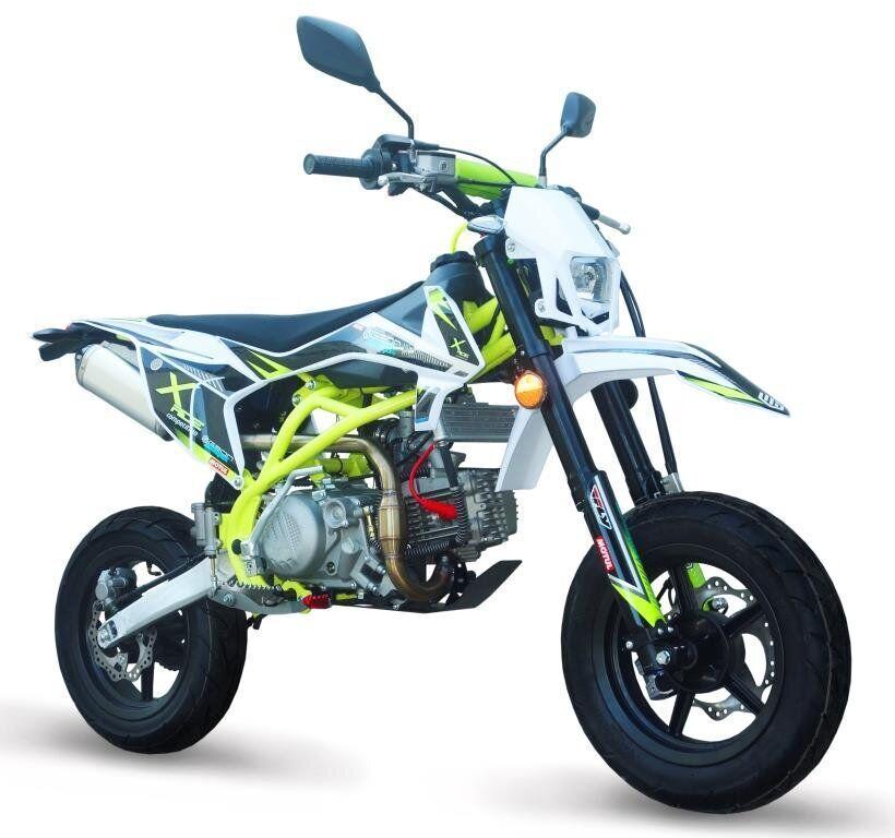 Мотоцикл GEON X-RIDE 190 SM PRO Motard 12/12 (2020)