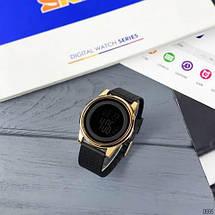 Оригинальные наручные часы Skmei 1502 Black-Cuprum   Оригинал Скмей,Гарантия 1 год!Чоловічий наручний годинник, фото 3