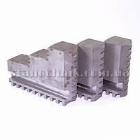 Кулачки для патрона токарного 3-х кул. 250 мм S10 прямые в/з