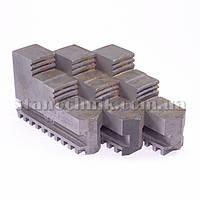 Кулачки для патрона токарного 3-х кул. 250 мм Н10 обратные в/з