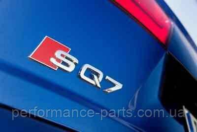 Шильдик з логотипом SQ7 Оригінал 4M08537352ZZ