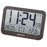 Годинники настінні Bresser MyTime MC Wooden (7001802), фото 1