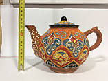 Чайный керамический сервиз на 6 персон, фото 3