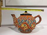 Чайный керамический сервиз на 6 персон, фото 4