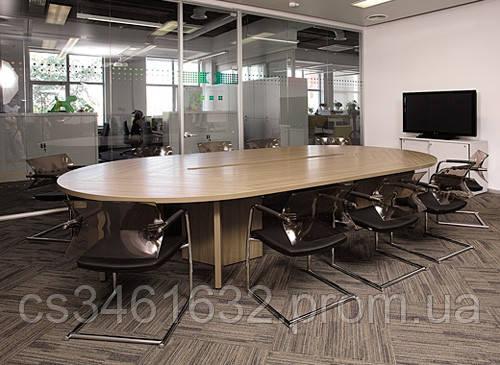 Офісний конференц стіл для переговорів 8