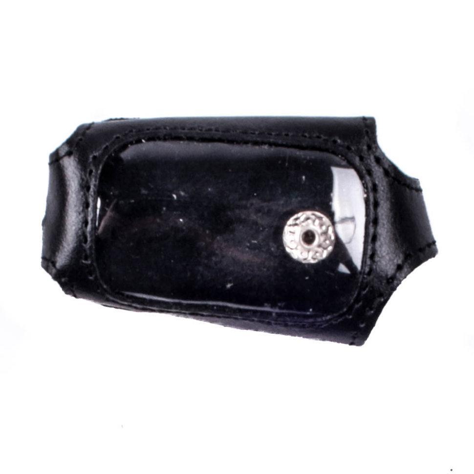Чохол для брелока Sheriff 950/1060 Valenta шкіряний Чорний (РК37)