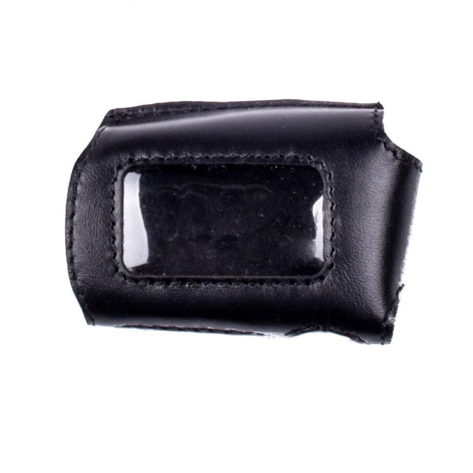 Чехол для брелока Starline A64/ A94 Valenta кожаный Черный (РК70)