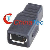 Адаптер FireWire IEEE 1394 6 Pin Female to 4 Pin Female, фото 1