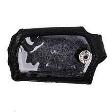Чохол для брелока Sheriff ZX-750/ 1099 Valenta шкіряний Чорний (РК46)