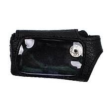 Чохол для брелока Sheriff ZX-930 Valenta шкіряний Чорний (РК36)