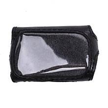 Чохол для брелока Davinci 330/399 Valenta шкіряний Чорний (РК43)