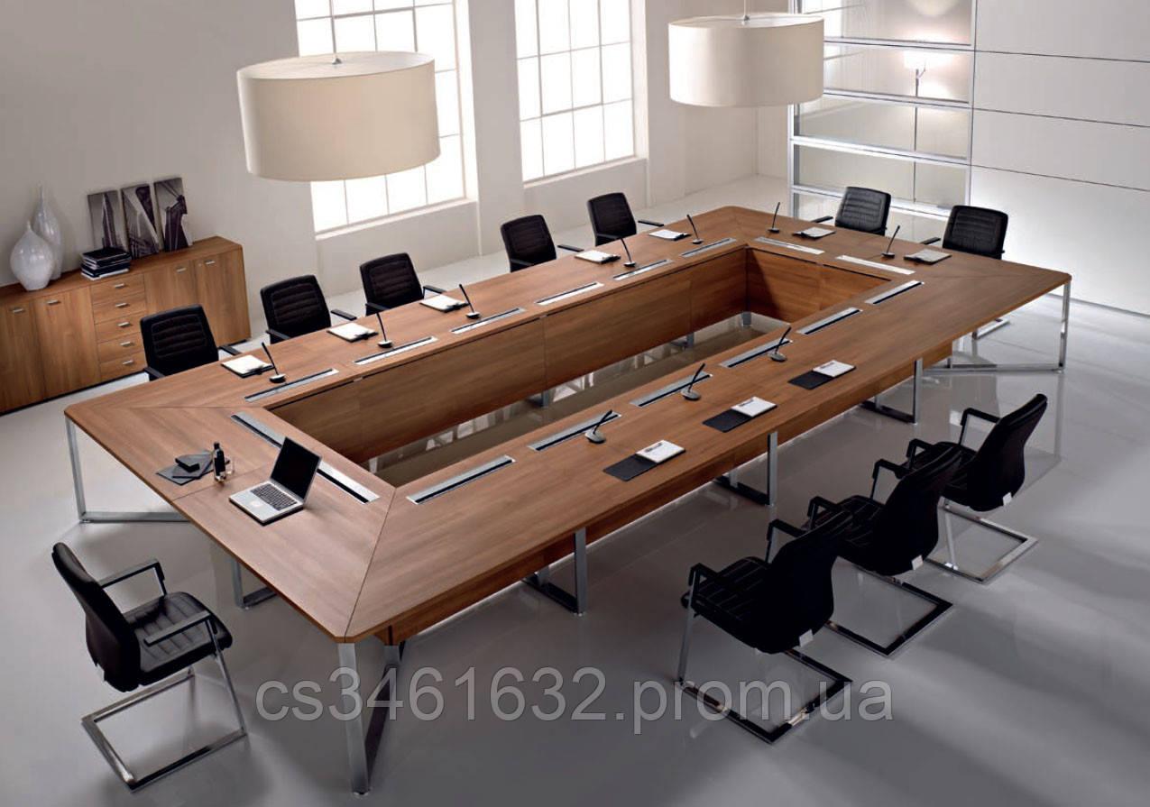 Офісний конференц стіл для переговорів 10
