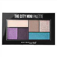 Maybelline Палитра теней для век The City Mini Palette 450 Graffity Pop