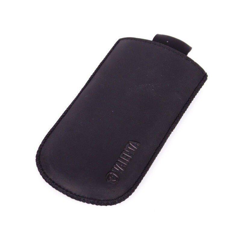 Кожаный чехол Valenta С564 для Nokia 6700 Черный