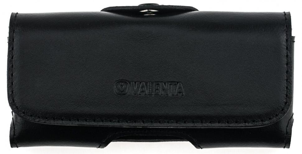 Шкіряний чохол на пояс для Nokia 230 Valenta 570СБ Чорний