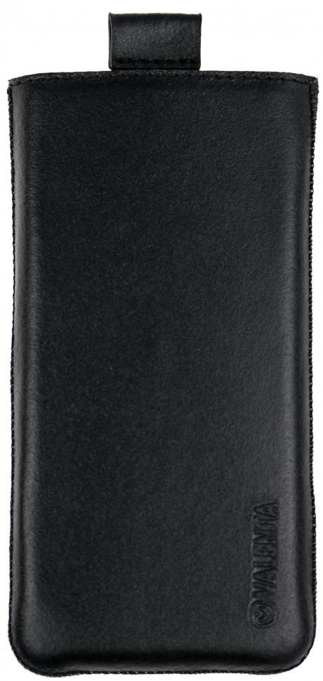 Чехол-карман Valenta для телефона Nokia 230 Черный (C-564/N230)