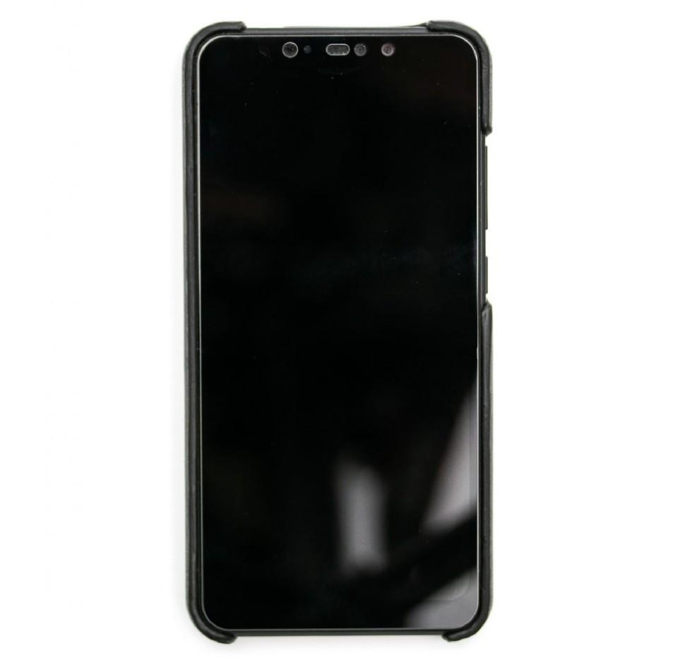 Панель Valenta для Xiaomi Redmi Note 6 Pro Black (C122111xrn6)