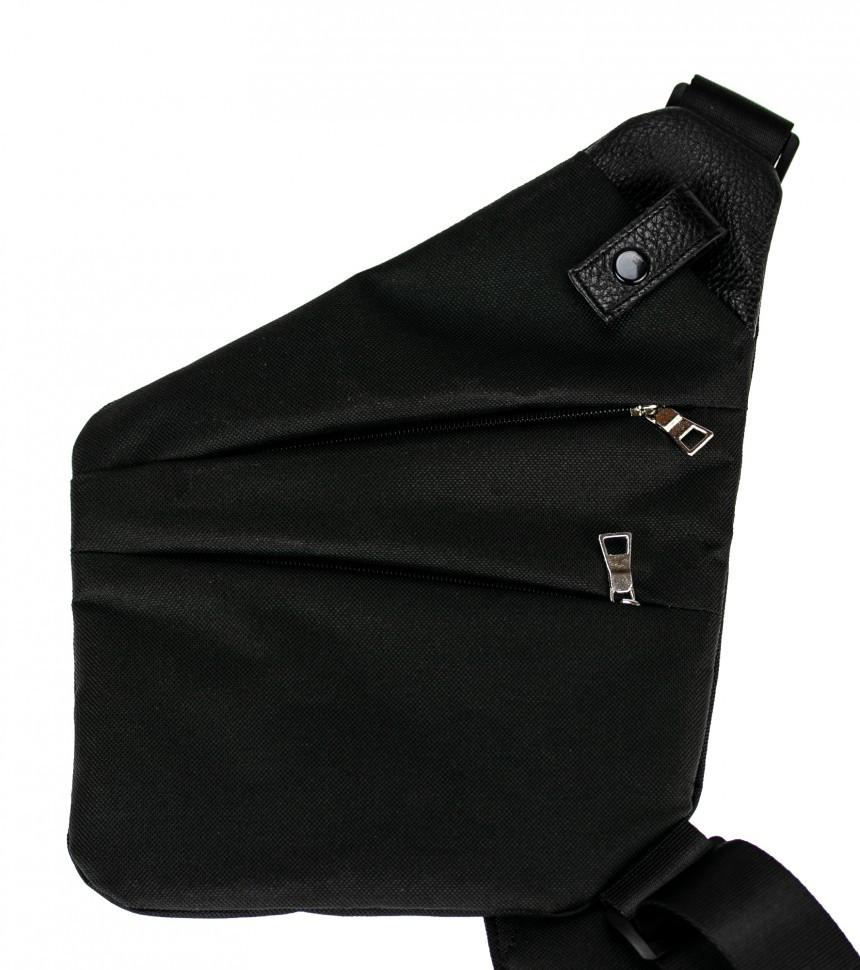 Сумка чоловіча Valenta Cross Body Bag 28х22х2 см Поліестер (ВС1425t)