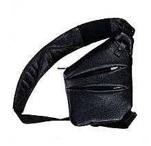 Сумка чоловіча Valenta Cross Body Bag 28х22х2 см Шкіра (ВС1425b)