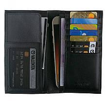 Гаманець Valenta Wallet A7 BlackNappa (XP2116B)