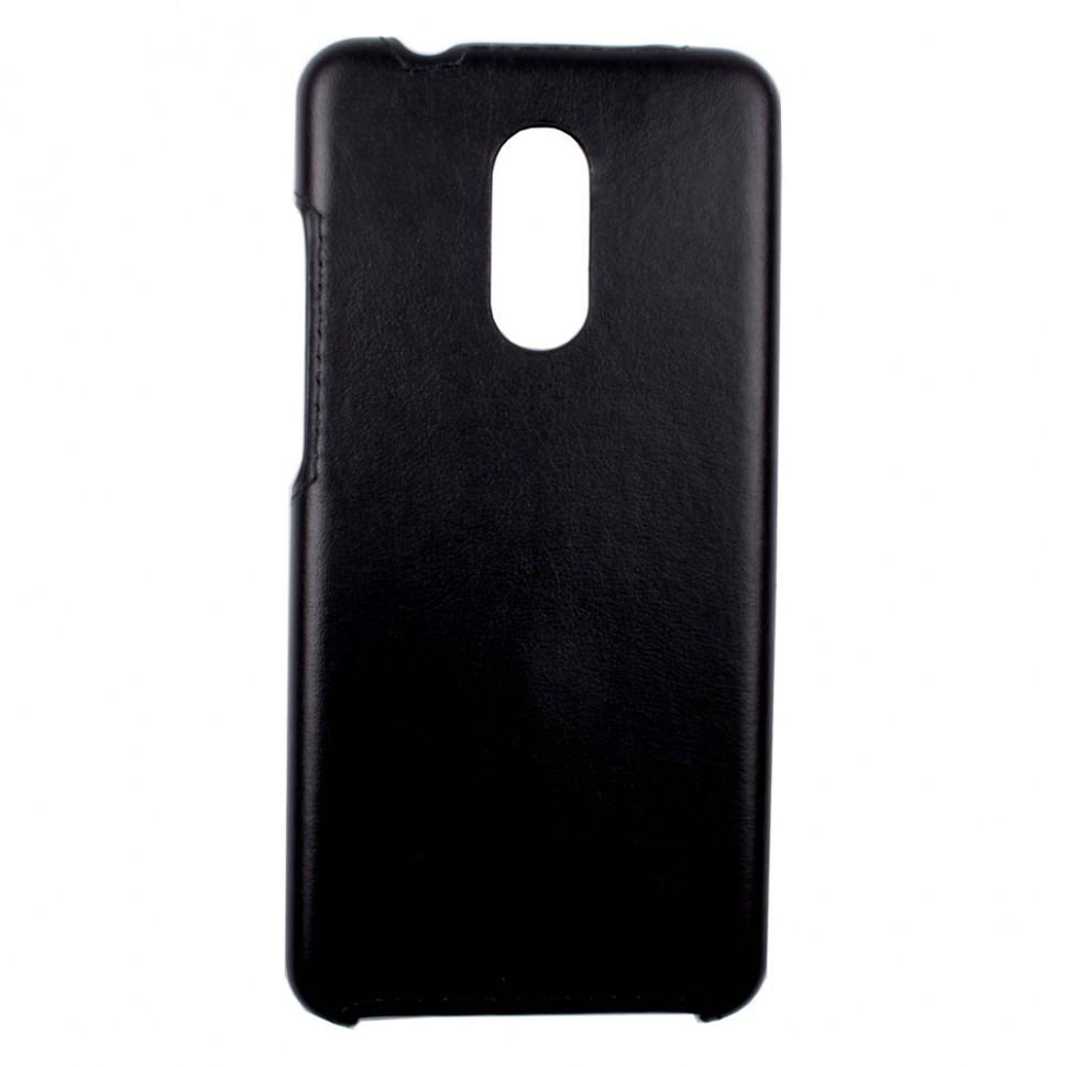 Панель Valenta шкіряна для Xiaomi Redmi 5 Black (1221361xr5)