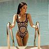 Купальник Версаче Versace размер М, фото 4
