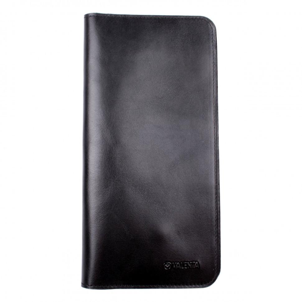 Органайзер Valenta кожаный Черный (ХР59331)