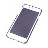 Панель Valenta шкіряна для Apple iPhone 7 Plus/ 7s Plus/ 8 Plus Black (122111i7p), фото 2