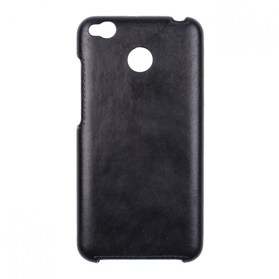 Панель Valenta для Xiaomi Redmi 4X Black (1221521xr4x)