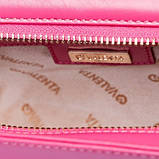 Сумка жіноча Valenta шкіряна Рожева (ВЕ6154234), фото 3