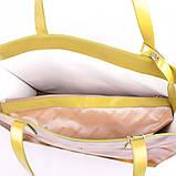 Сумка женская Valenta кожаная Салатовая (ВЕ61311317), фото 5