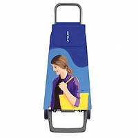 Сумка-тележка Rolser Jet Face Joy 40 Azul-Lois, фото 1