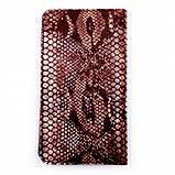 Кошелек c карманом для телефона Valenta кожаный Коричневый (11531610xl), фото 2