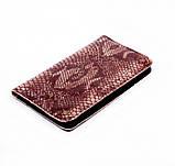 Кошелек c карманом для телефона Valenta кожаный Коричневый (11531610xl), фото 3
