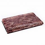 Кошелек c карманом для телефона Valenta кожаный Коричневый (11531610xl), фото 4