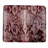 Кошелек c карманом для телефона Valenta кожаный Коричневый (11531610xl), фото 5