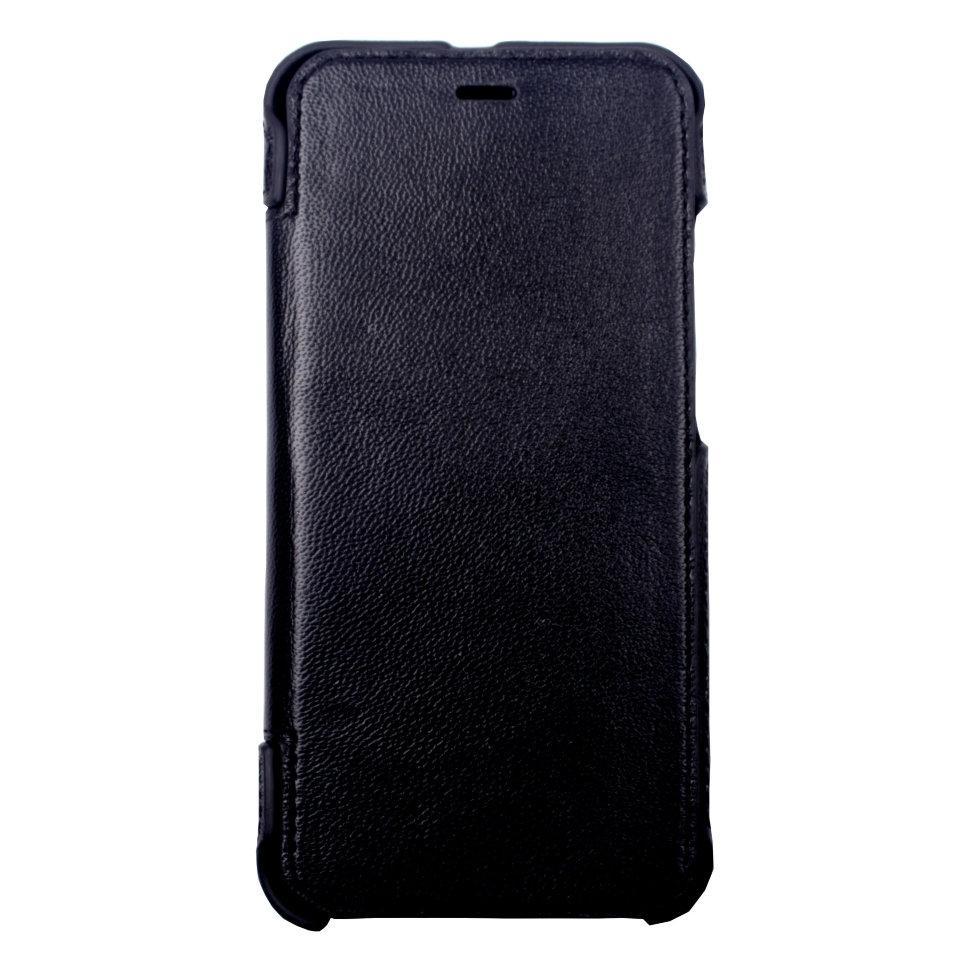Чохол-книжка Valenta шкіряний для Xiaomi Mi A1 Black (1287311xma1)