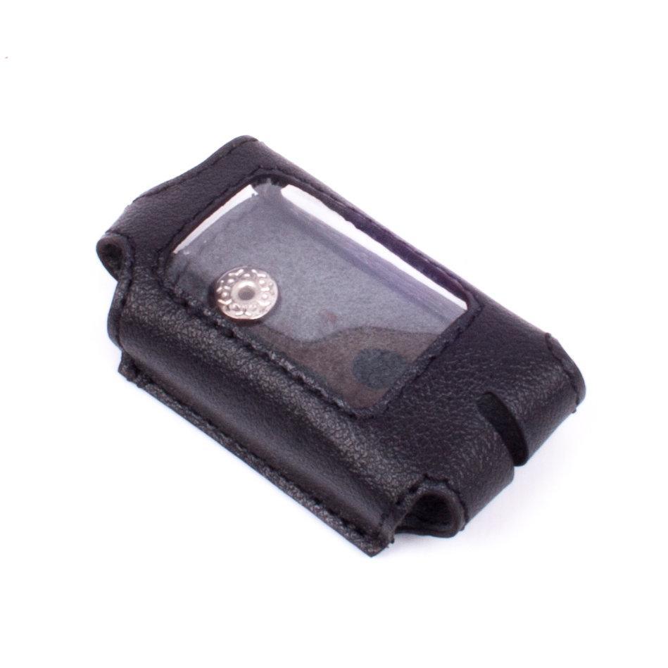Чохол для брелока Sheriff 945/ 945 Pro Valenta шкіряний Чорний (РК65)