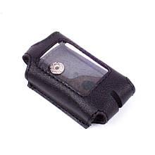 Чехол для брелока Sheriff 945/ 945 Pro Valenta кожаный Черный (РК65)
