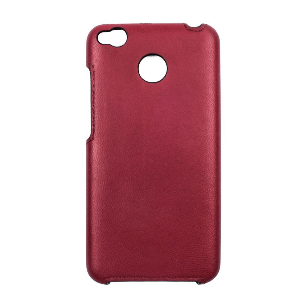 Панель Valenta для Xiaomi Redmi 4X Red (1221313xr4x)