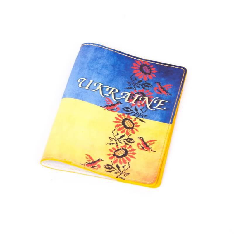 Обложка на паспорт Valenta Фотопринт (ОУ16652ф4)